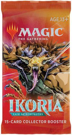 Ikoria Collector Booster MTG Godzilla cards