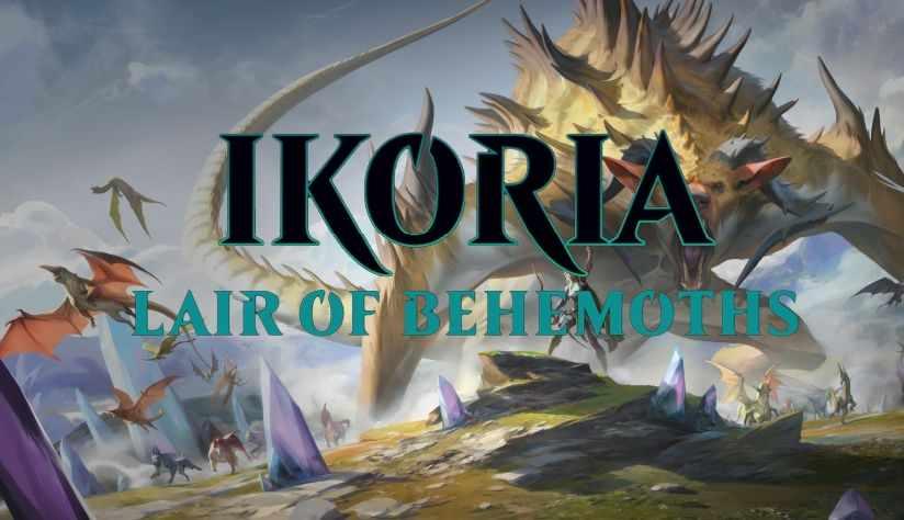 Ikoria Spoilers Banner