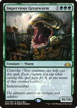 Impervious Greatwurm Leinore Coven Counters Deck Upgrade Guide