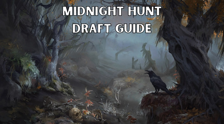 Innistrad Midnight Hunt Draft Guide Banner