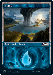Island Teferi Showcase