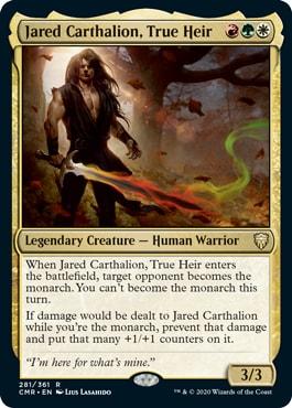 Jared Carthalion, True Heir