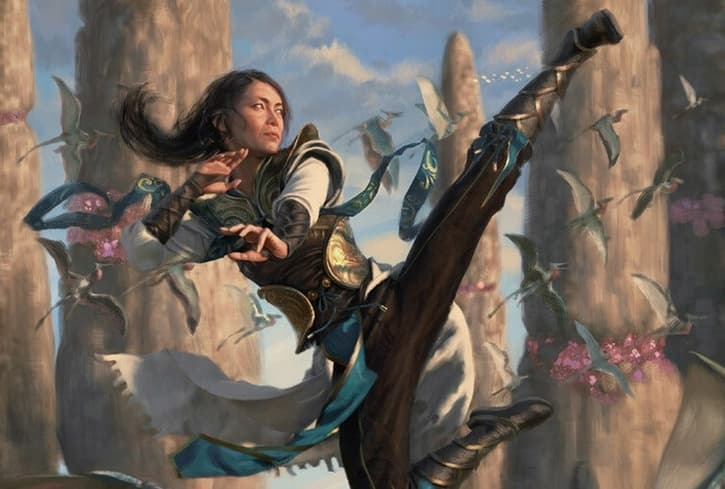 Jeskai Control With Narset of the Ancient Way Decklist
