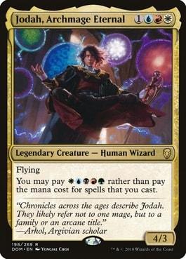 Jodah, Archmage Eternal Best Human Commanders