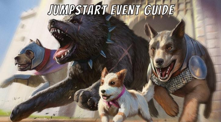 Jumpstart Arena Event Guide Banner