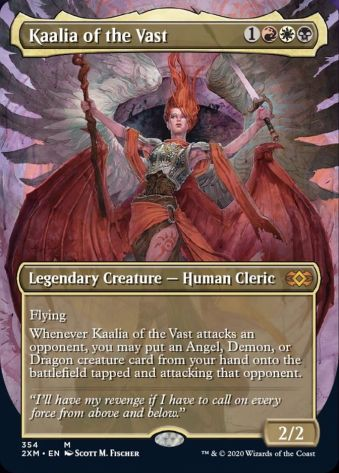 Kaalia of the Vast Box Topper