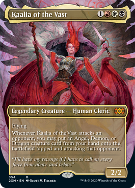 Kaalia of the Vast VIP Booster Contents