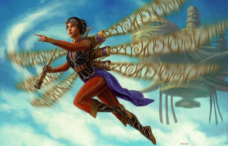 Kaladesh Remastered Draft Guide Cloudblazer Banner