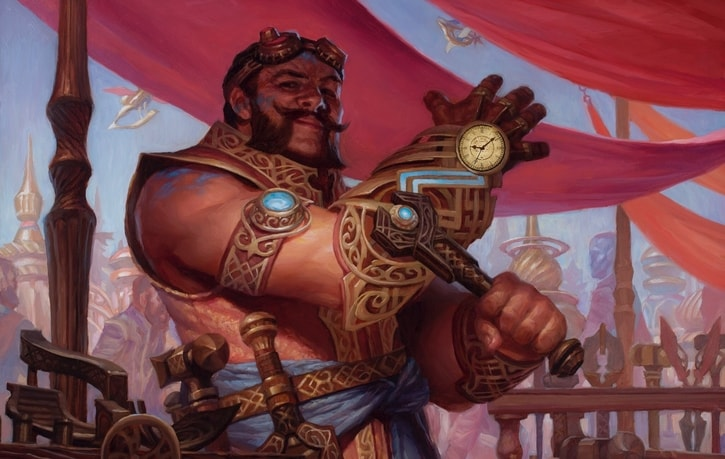Kaladesh Remastered Release Time Arena