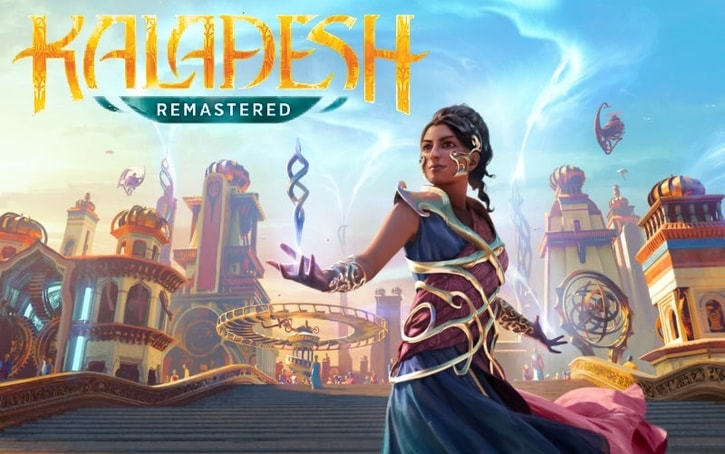 Kaladesh Remastered Spoiler Information Banner