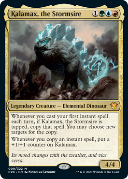 Kalamax the Stormsire