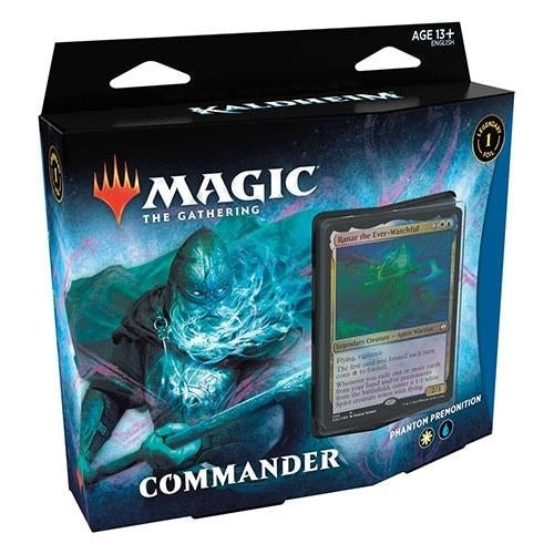 Kaldheim Commander Decks Phantom Premonition