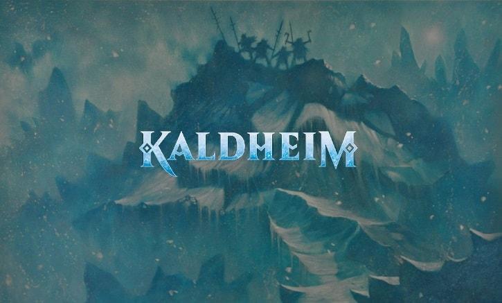 Kaldheim Spoilers Banner
