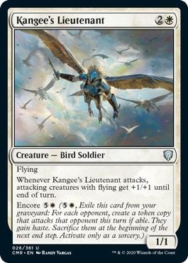 Kangee's Lieutenant