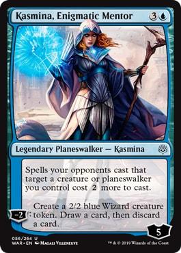 Kasmina Strixhaven Spoilers Speculation