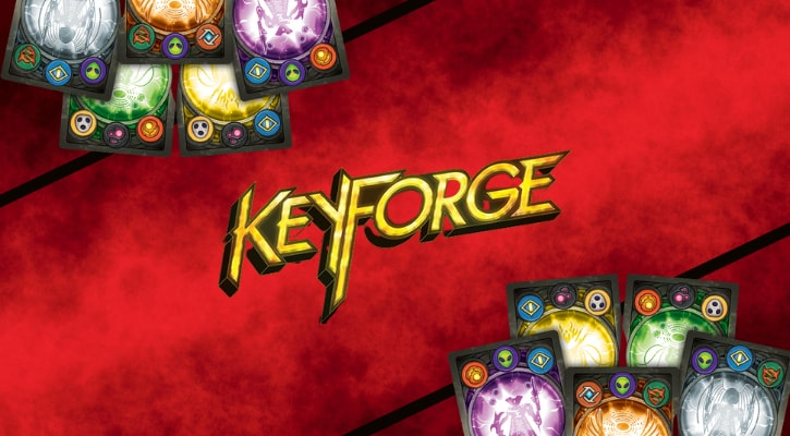 Keyforge Guide Banner