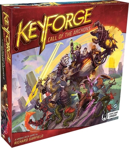 Keyforge Starter Set Call of the Archons