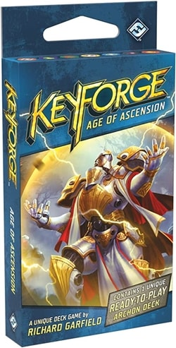 Keyforge Which Set To Buy Age of Ascension