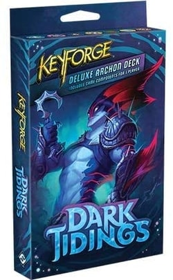 Keyforge Which Set To Buy Dark Tidings