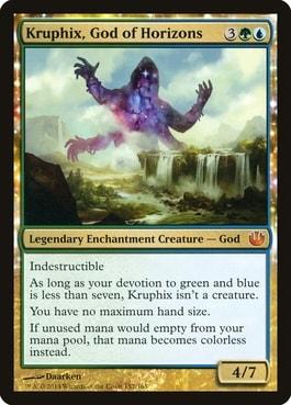 Kruphix God of Horizons Top 10 Best MTG Gods