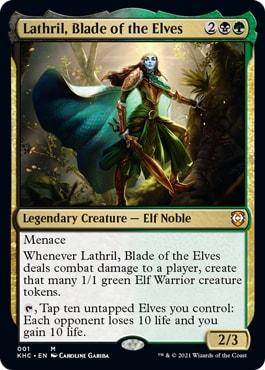 Lathril, Blade of Elves