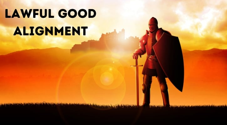 Lawful Good Alignment Examples How To Play Banner