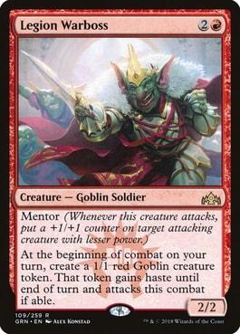 Legion Warboss Best MTG Goblins