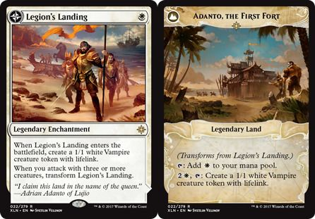 Legions-Landing