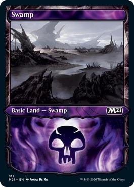 Liliana's Swamp