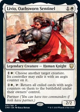 Livio Oathsworn Sentinel