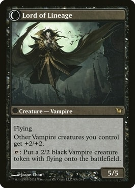 Lord of Lineage Best MTG Vampires