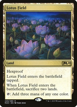 Lotus Field Lorehold Legacies Upgrade Guide Commander 2021 Red White Deck