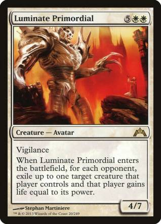 Luminate Primordial Cycle