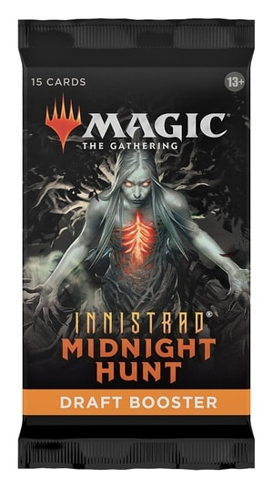MTG Booster Guide Draft Booster Innistrad