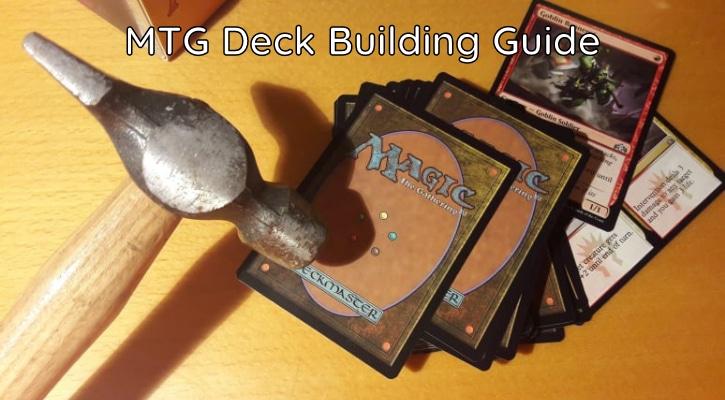MTG Deck Building Guide Banner How to Build Better MTG Decks