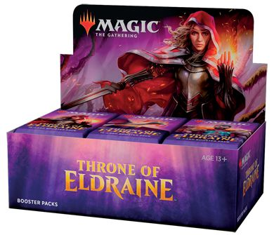MTG-Gift-Christmas-2019-Throne-of-Eldraine-Booster-Box
