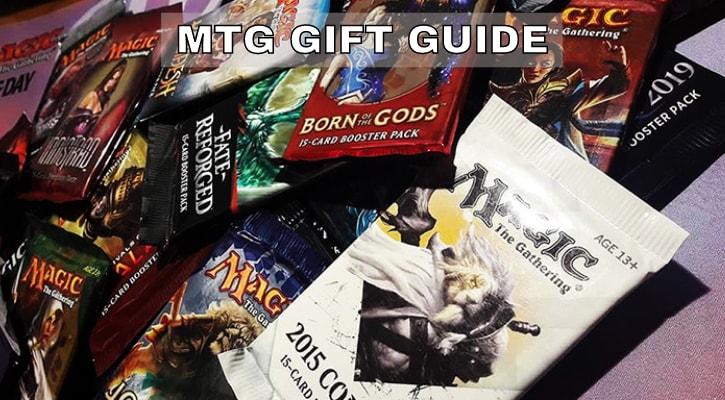MTG Gift Guide Banner 2021