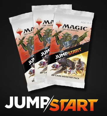 MTG Jumpstart Booster Explained