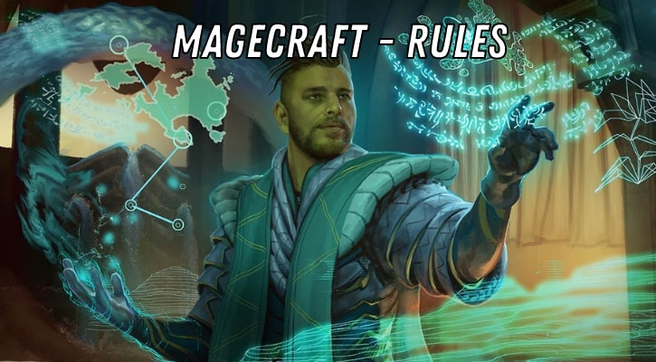 MTG Magecraft Rules Explained Banner