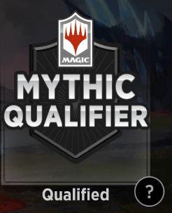 MTG Mythic Qualifer