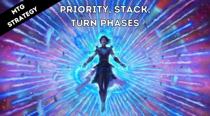 MTG Priority Stack Turn Phases Banner