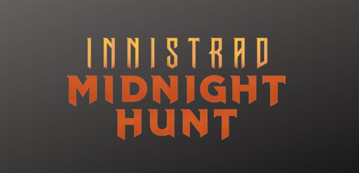 MTG Standard Rotation 2021 Innistrad Midnight Hunt