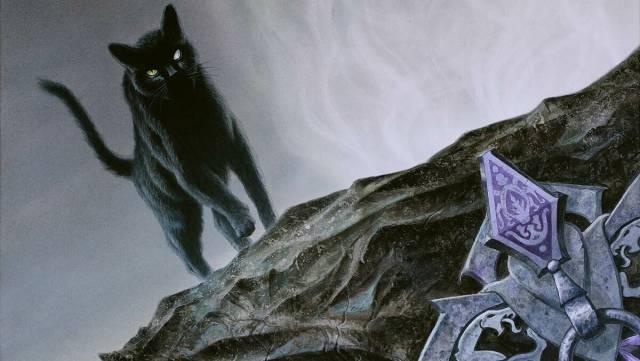 MTG deck guide black red sacrifice Cauldron Familiar banner