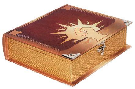 wooden box for decks
