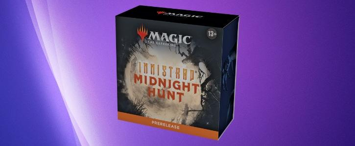 MTGA Arena Codes Prerelease Pack Midnight Hunt