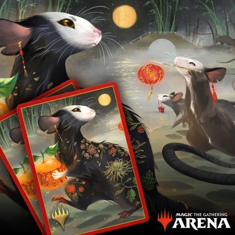MTGA Arena Secret Lair Codes Where to Get Rat