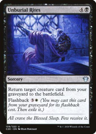 MTGA MTG Arena Cube Draft Guide Unburial Rites