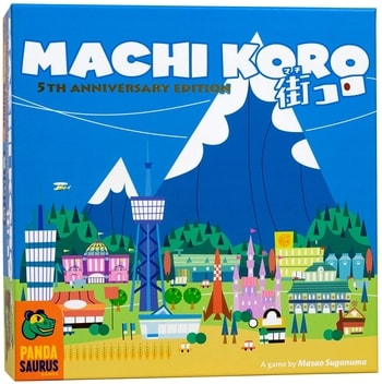 Machi Koro Basic Set