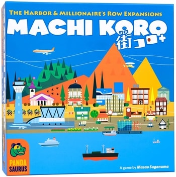 Machi Koro The Expansions