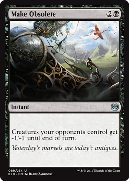 Make Obsolete Traditional Draft Guide